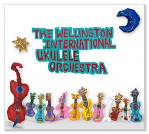 The Wellington International Ukulele Orchestra